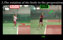 The Extreme Make-Over Forehand - Movie 2