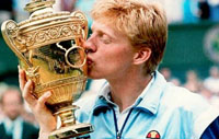 Boris Becker Coaching