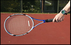 Forehand - Continental Grip